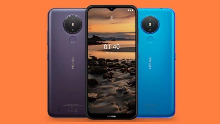 Uygun fiyatlı Nokia 1.4 tanıtıldı