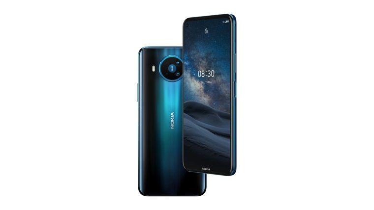 Nokia, 8.3 5G'nin halefi üzerinde çalışıyor
