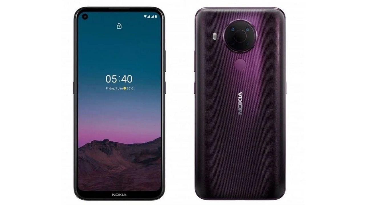 Nokia 5.4 tanıtıldı, işte özellikleri ve fiyatı