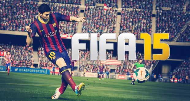 FIFA 15, PSN'de indirime girdi!