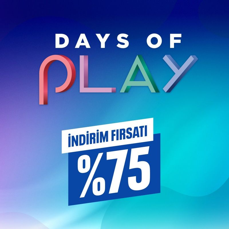 PlayStation Days of Play discounts have started