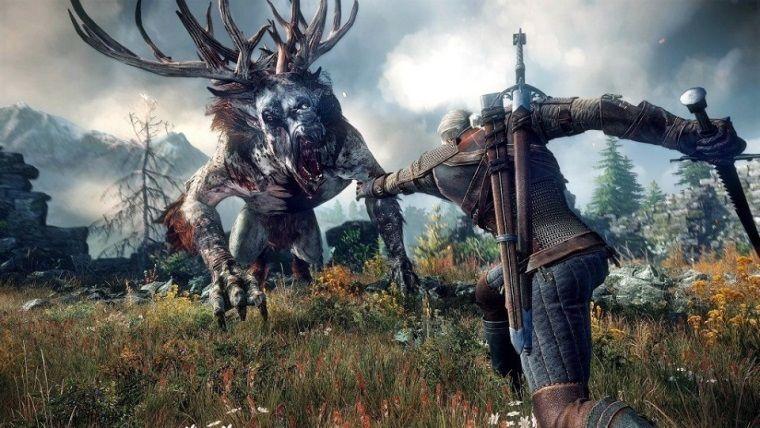 The Witcher 3'ün Playstation 4 sürümüne güncelleme geldi