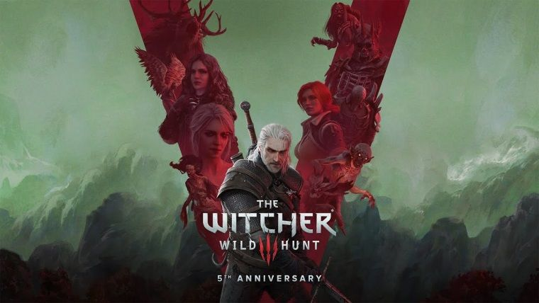 The Witcher 3: Wild Hunt, 5. yılını kutluyor
