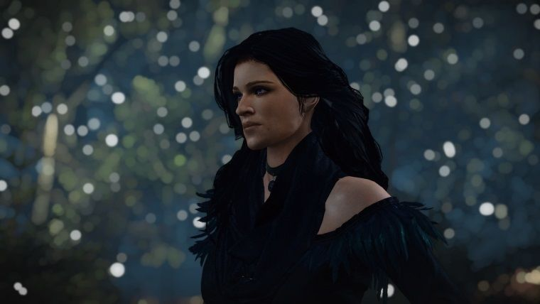 The Witcher 3 için yapılabilecek en kötü mod yapıldı