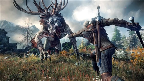 The Witcher 3: Wild Hunt'ın optimizasyonuna önem veriliyor