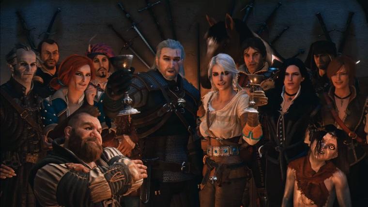 The Witcher'ın 10. Yılına özel Geralt'dan duygusal mesaj