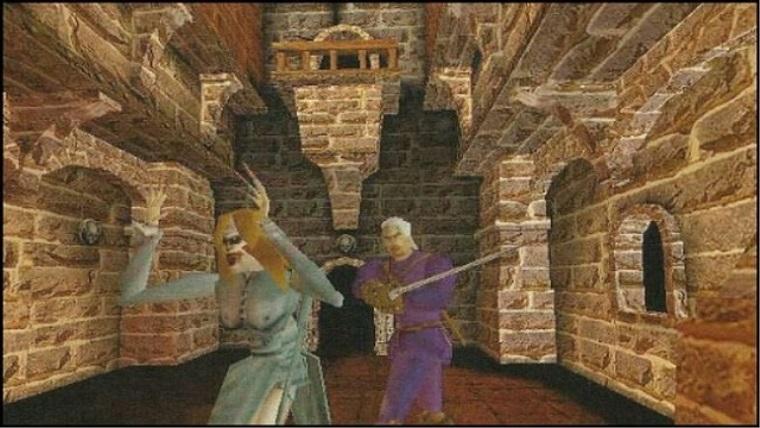 Unutulmuş Witcher oyununun görüntüleri ortaya çıktı