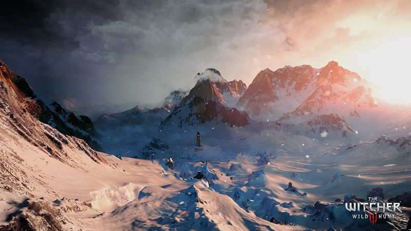 Yeni bir mod, Witcher 3'ü birinci şahıs kamera ile oynatıyor