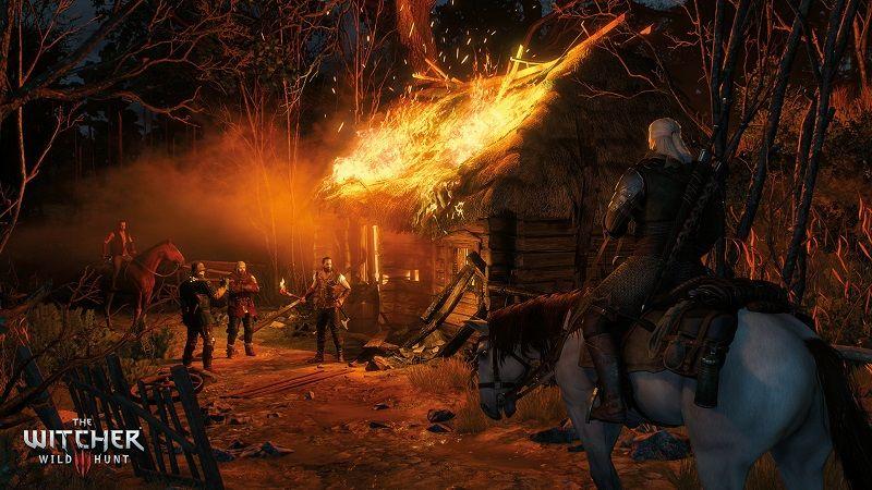 Yeni Witcher 3 modu, oyuna Dark Souls mekanikleri ekliyor