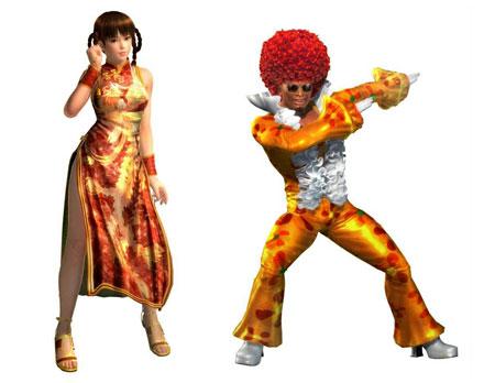 Dead or Alive 5'ten kostümler gelmeye devam ediyor