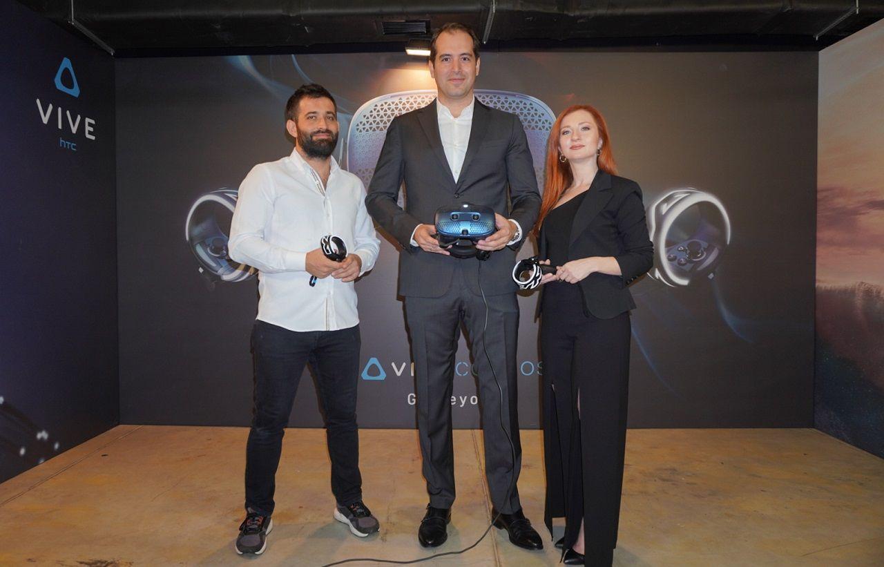 HTC Vive Cosmos'un Türkiye çıkış tarihi ve fiyatı açıklandı
