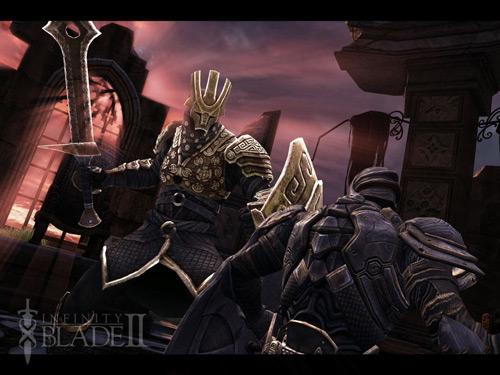 Infinity Blade 2, 5.7 milyon kez indirildi