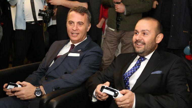 Beşiktaş JK ve Lenovo işbirliği ile Game On alanı açıldı