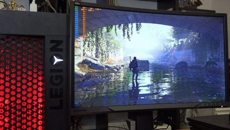 Lenovo Legion oyuncu sistemine yakından bakıyoruz