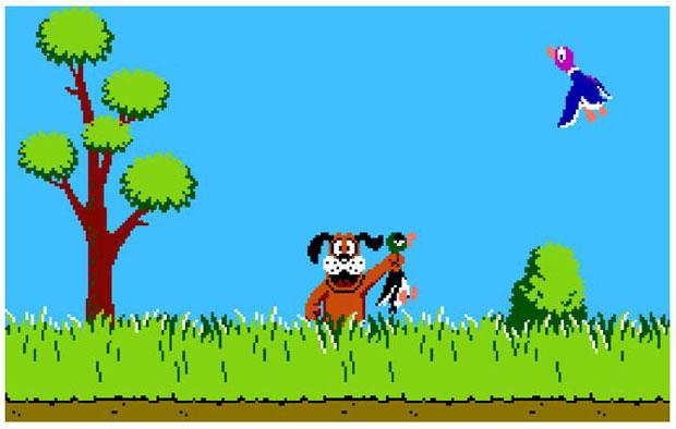 Nostalji yaşamak isteyenler için Duck Hunt geri dönüyor!