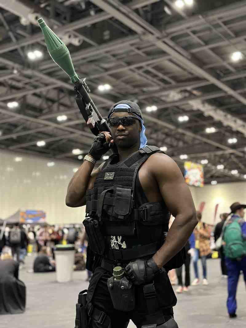 New York Comic Con'dan Cosplay geçidi