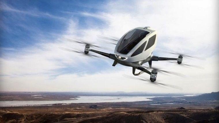 Uber'in tasarladığı uçan Taksi ne zaman göklerde olacak?