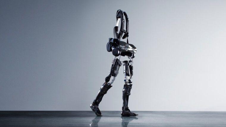Giyilebilir robotlar kurgusal teknolojileri gerçek hayata taşıyor