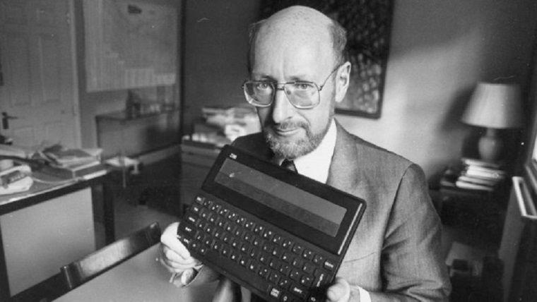 İlk ev bilgisayarının mucidi Clive Sinclair hayatını kaybetti