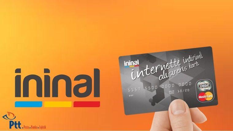 ininal kartlar artık BKM Express'te