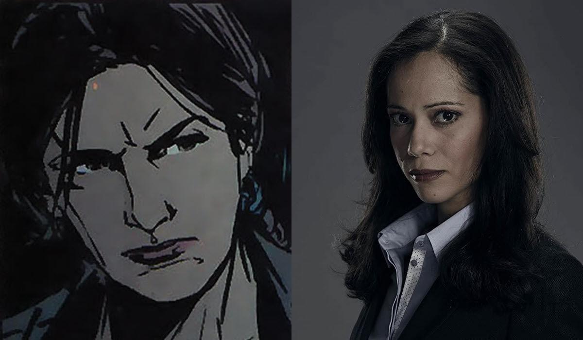 Batwoman's Renee Montaya hails from Gotham