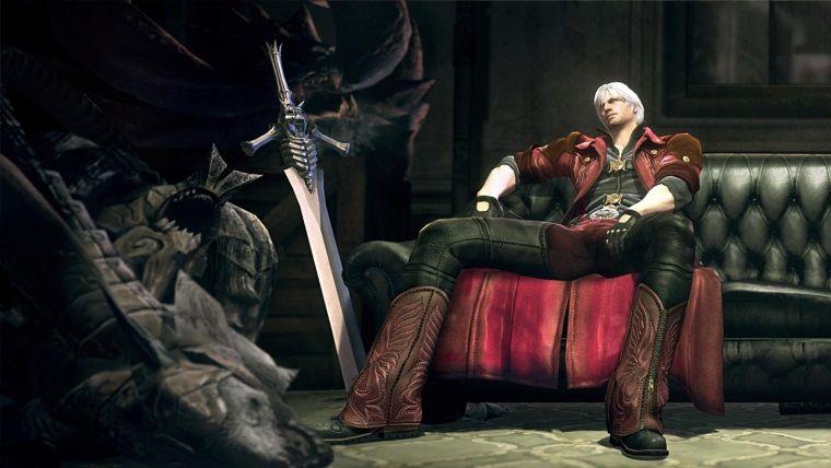 Devil May Cry HD Collection için yeni bir fragman yayınlandı