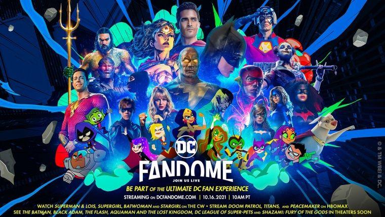 DC FanDome 2021 etkinliğinde yapılan tüm önemli duyurular