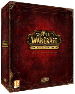 World of Warcraft: Mists of Pandaria Collector Edition'a ne olmuş?