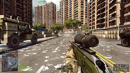 EA hisselerinde BF4 dalgalanması