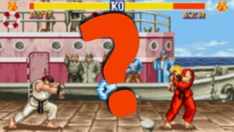 Street Fighter II ile ilgili gizem 27 yıl sonra ortaya çıktı