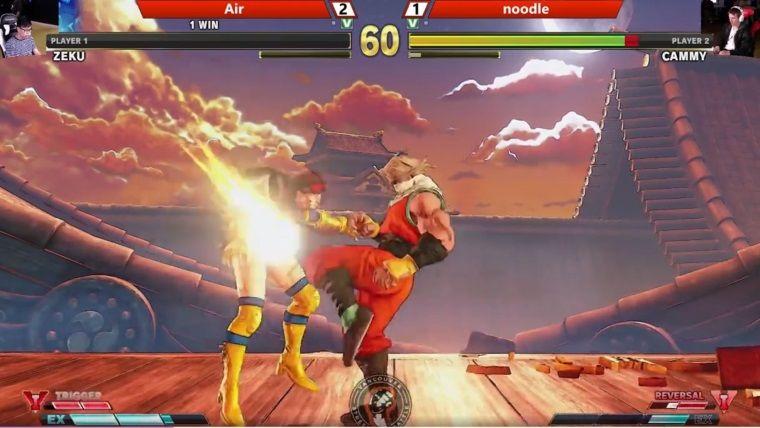 Street Fighter 5 oyuncusunun geri dönüşü ağızları açık bıraktı
