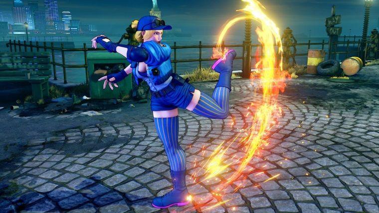 Street Fighter 5 bu hafta sonu ücretsiz