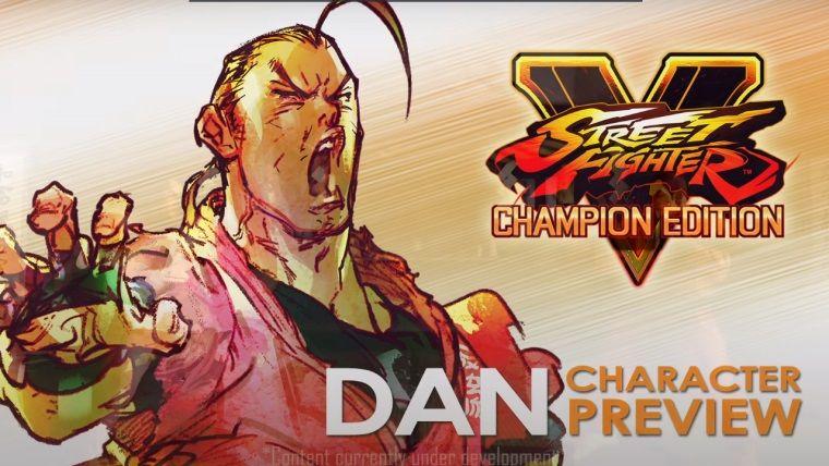 Street Fighter V serisinin en aptal karakteri Dan geri dönüyor