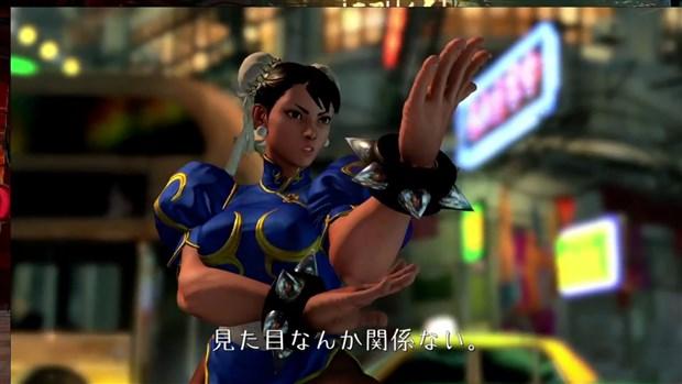 Street Fighter 5'in tanıtım videosu internete sızdı!