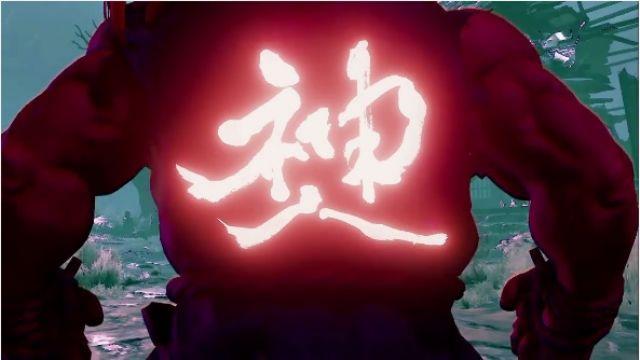 Akuma nihayet Street Fighter V'e teşrif ediyor