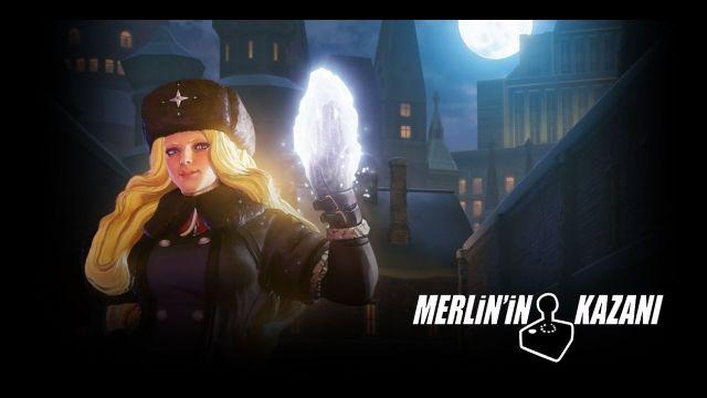 Merlin'in Kazanı Street Fighter klanından Kolin kombo videosu
