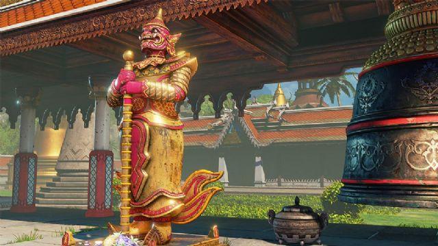 Street Fighter V'e Ezan şikayeti