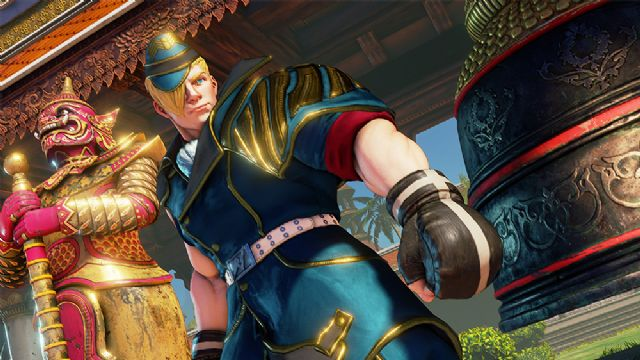 Street Fighter V'in yeni DLC karakteri belli oldu