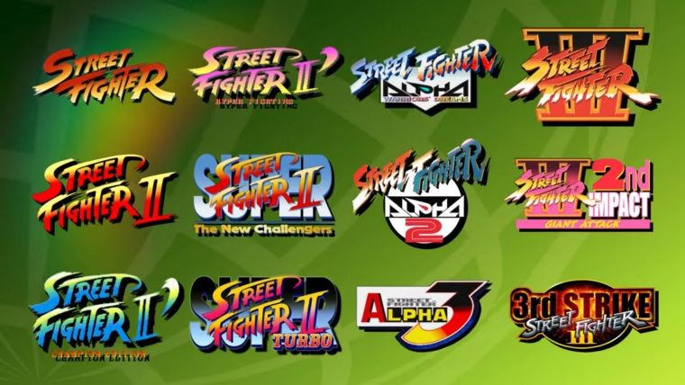 Street Fighter 30th Anniversary Collection geliyor!