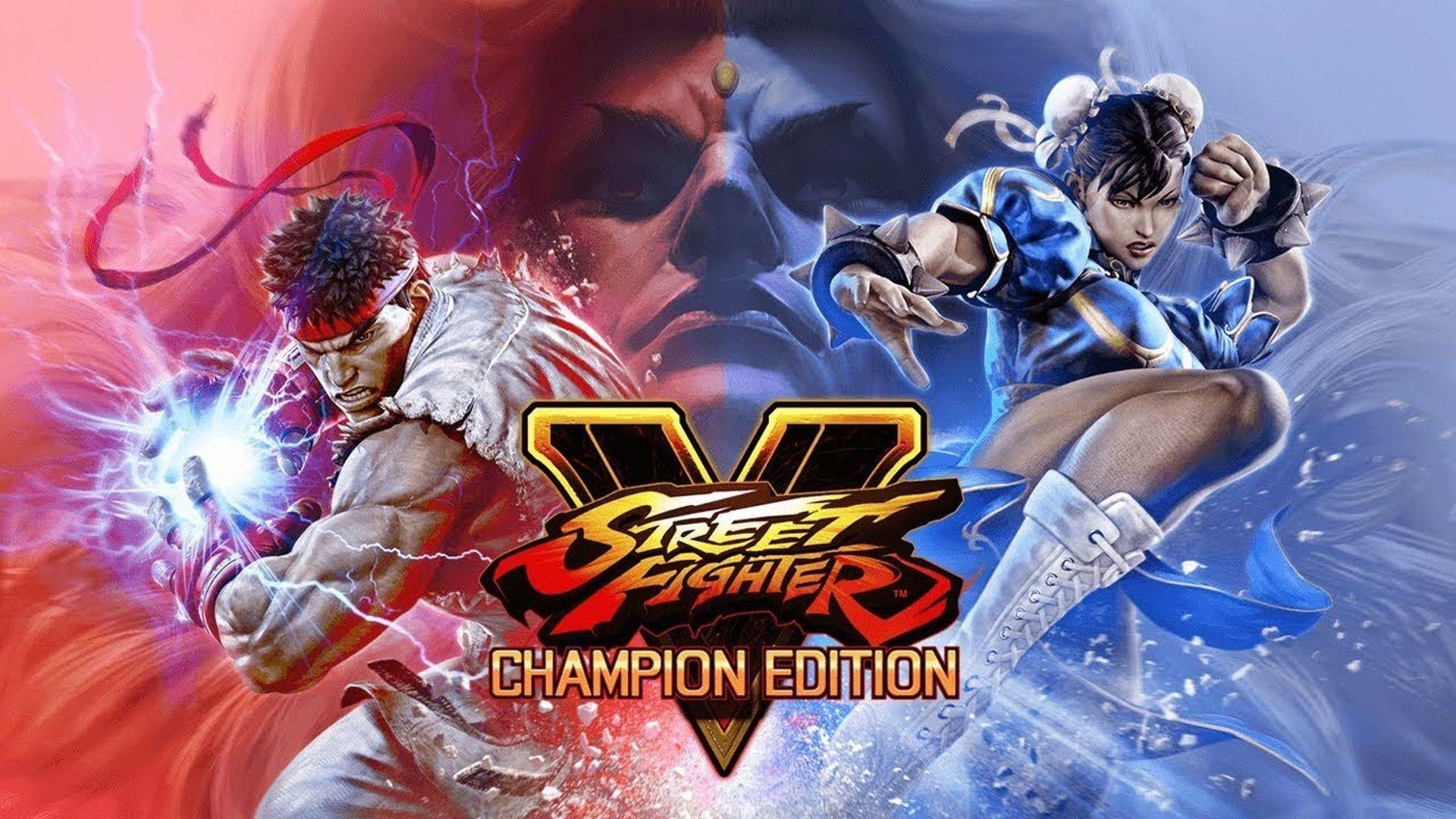 Street Fighter V: Champion Edition çıktı