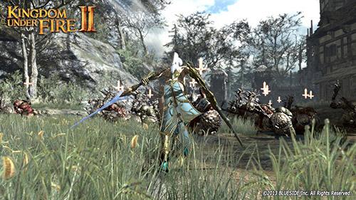 PS4 platformuna MMORPG geliyor