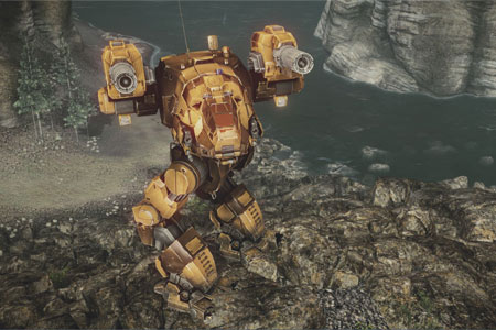 MechWarrior Online (Beta İnceleme)