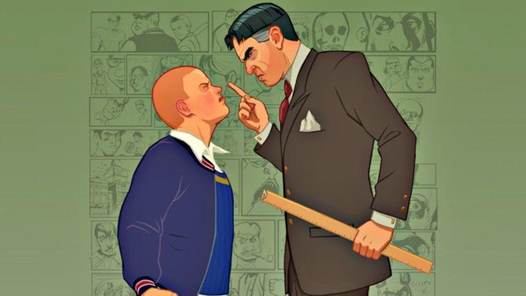 GTA Online'da yeni bir Bully göndermesi daha bulundu