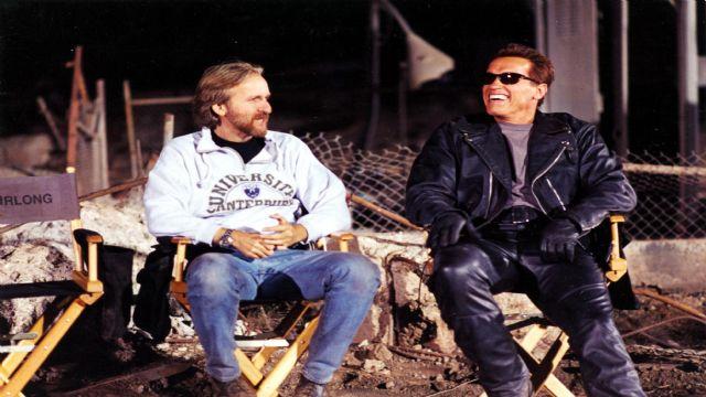 Yeni Terminator'de Arnold ve Cameron buluşacak