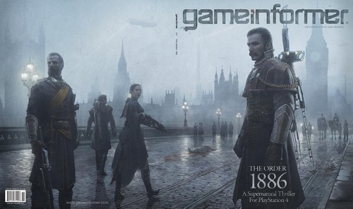 Game Informer'ın bir sonraki kapağı belli oldu