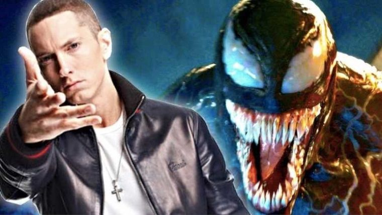 Ünlü rap sanatçısı Eminem, Venom filmi için özel bir şarkı hazırladı