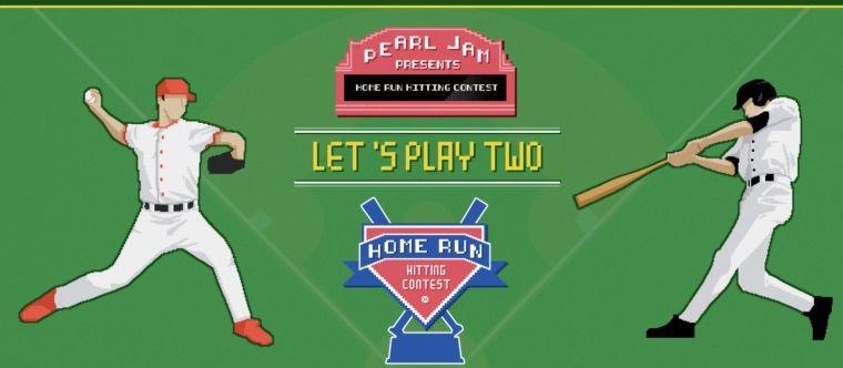 Pearl Jam'den 8-bitlik bir beyzbol oyunu geldi