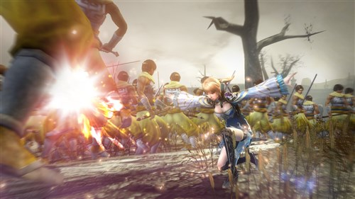 Warriors Orochi 3 için yeni karakterler tanıtıldı