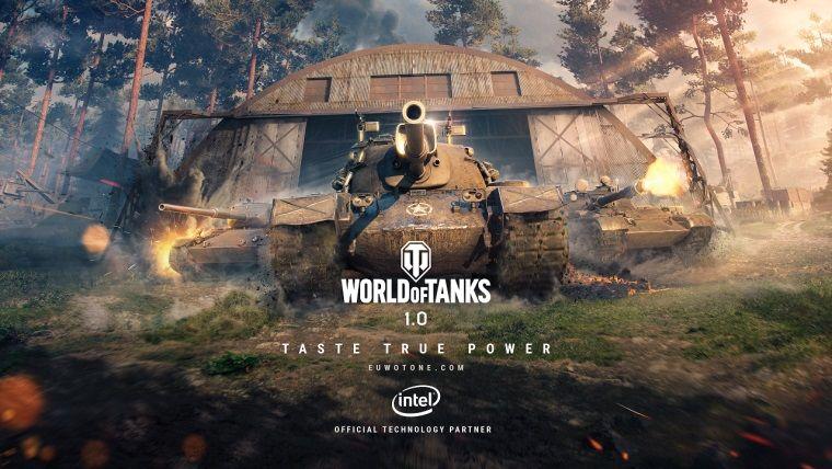 World of Tanks 1.0 ile birlikte baştan aşağıya yenilendi