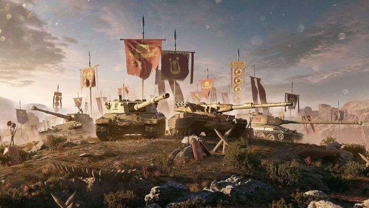 World of Tanks yeni İtalyan ağır tanklarını inceliyoruz